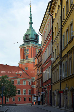 'Warsaw. Charming Fairy Tale'