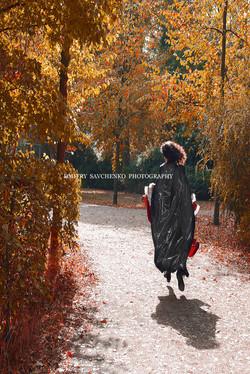 """""""Early autumn in Berlin."""""""