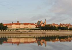 """ Morning in Warsaw """
