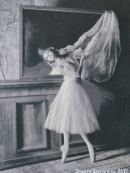 """"""" The beauty of ballet """""""