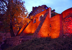""""""" Warsaw. Old city """""""