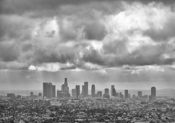 """Los Angeles Sky"""