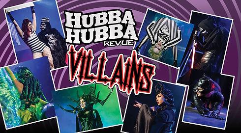 Hubba Hubba Revue's Villains