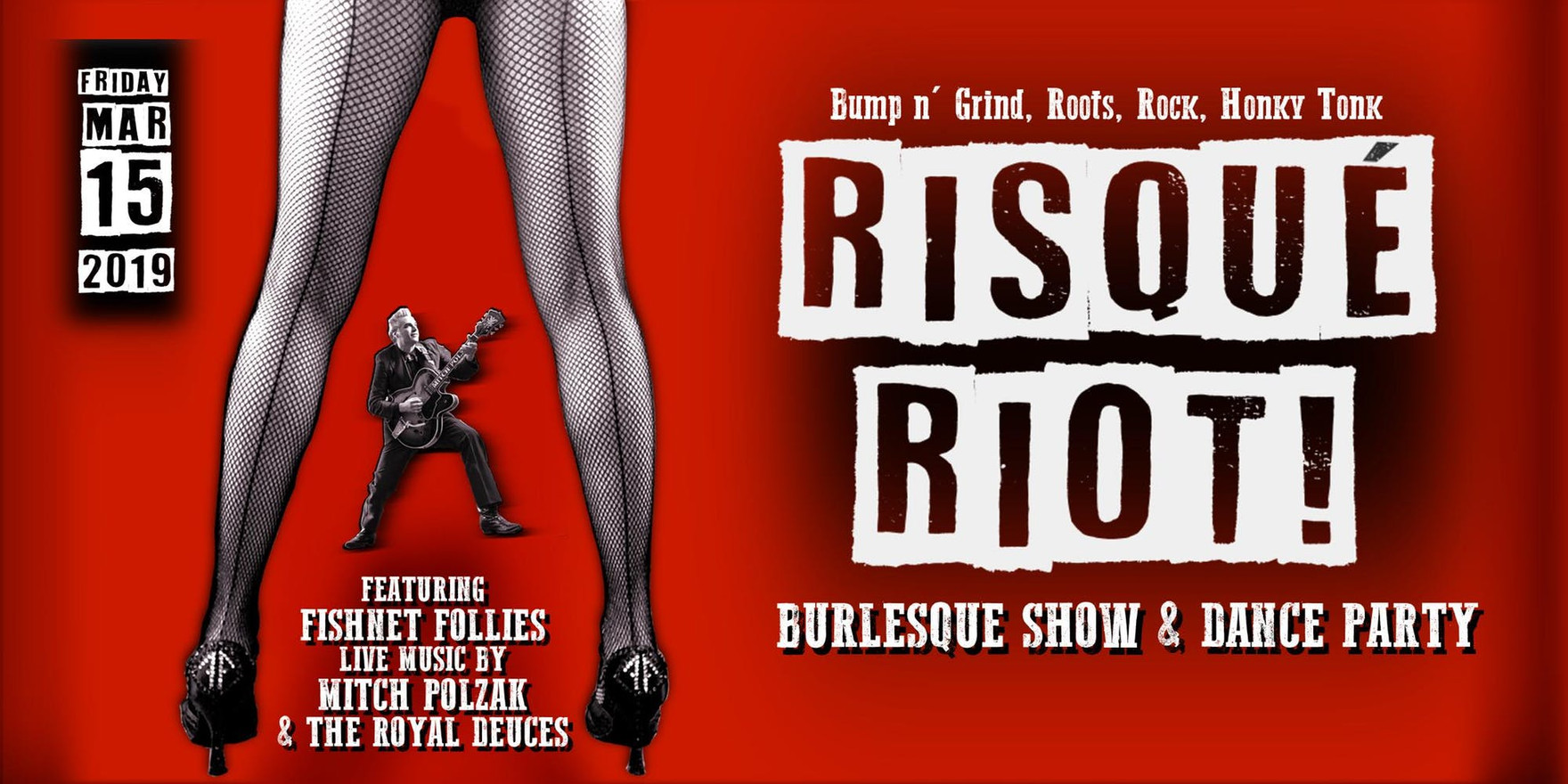Risque Riot!
