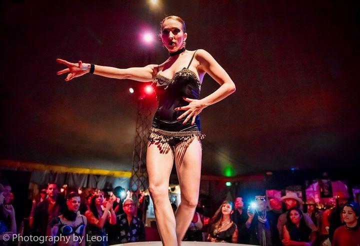 """""""The Sorceress"""" at Bohemian Carnival"""