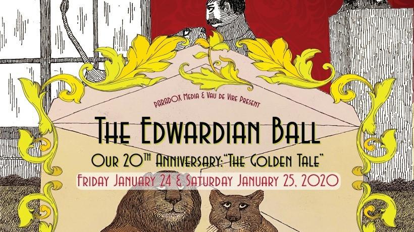 The Edwardian Ball - 20th Anniversary