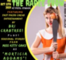 The Raree at Pistil Studios ft. Bri Crab