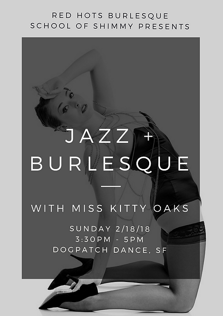 Jazz + Bulresque