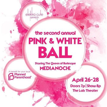 the second annual Pink & White Ball
