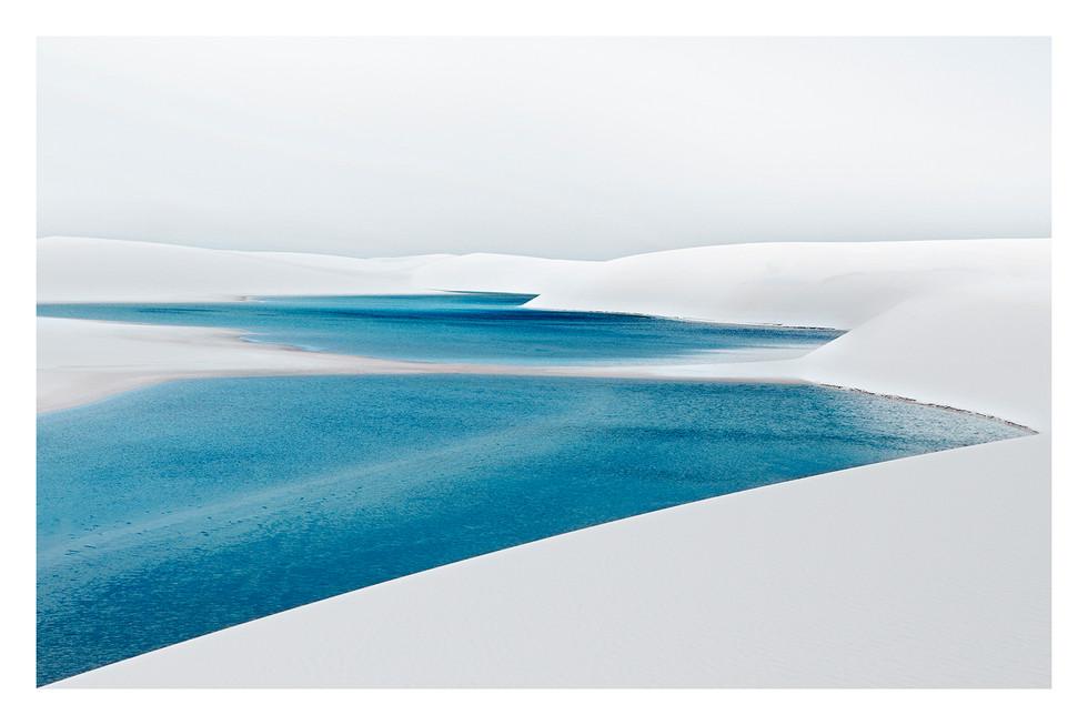BLUE & WHITE #3