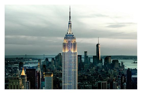 GOTHAM NIGHTS #3 | New York