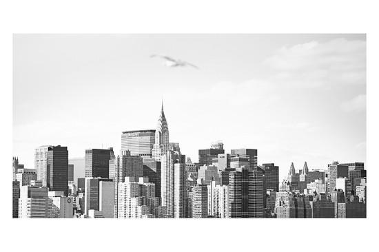 CITYSCAPE #5 B&W