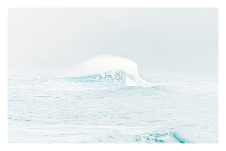 WHITE WAVES #2