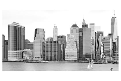 CITYSCAPE #9 B&W