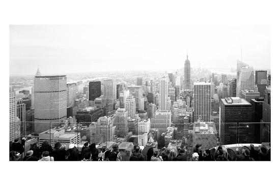CITYSCAPE #3 B&W