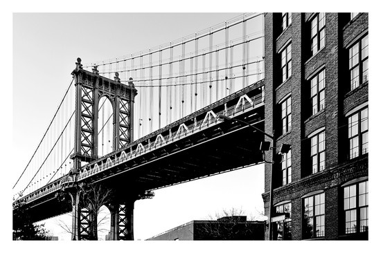 BROOKLYN #5 B&W
