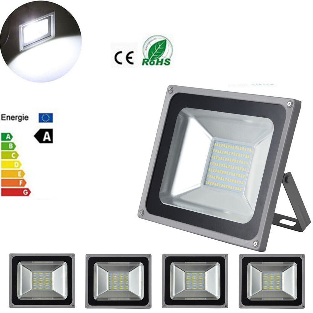 Foco LED + trípode