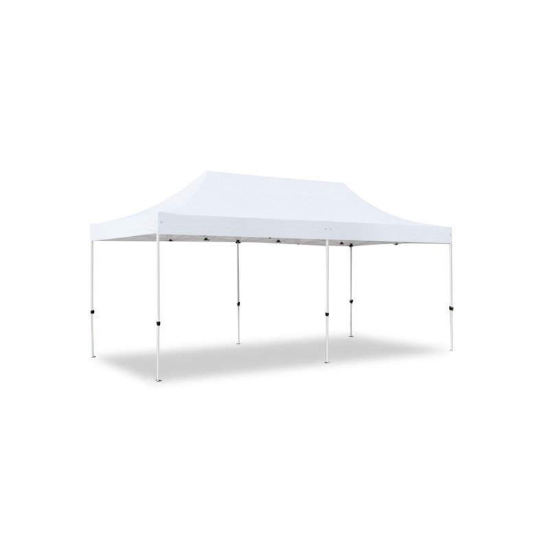 Carpa 6m x 3m Blanca + paredes + pesas