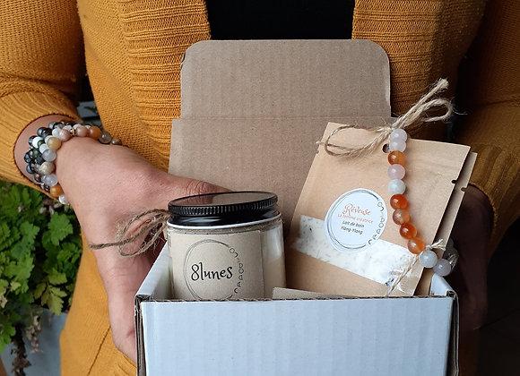 Boîte cadeau rêveuse