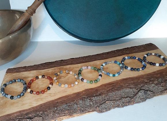 Bracelets (7 chakras)