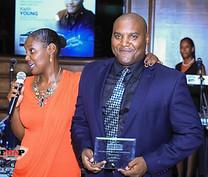 Keith Young, Award Recipient