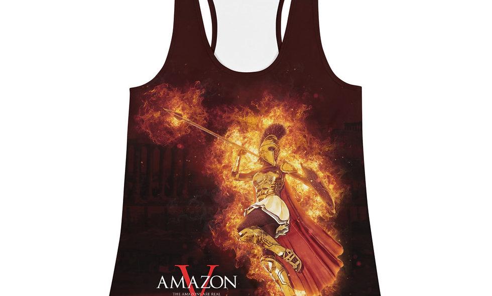 Urban Gear | Goddess Wear Amazon Fire Women's Racerback Tank©