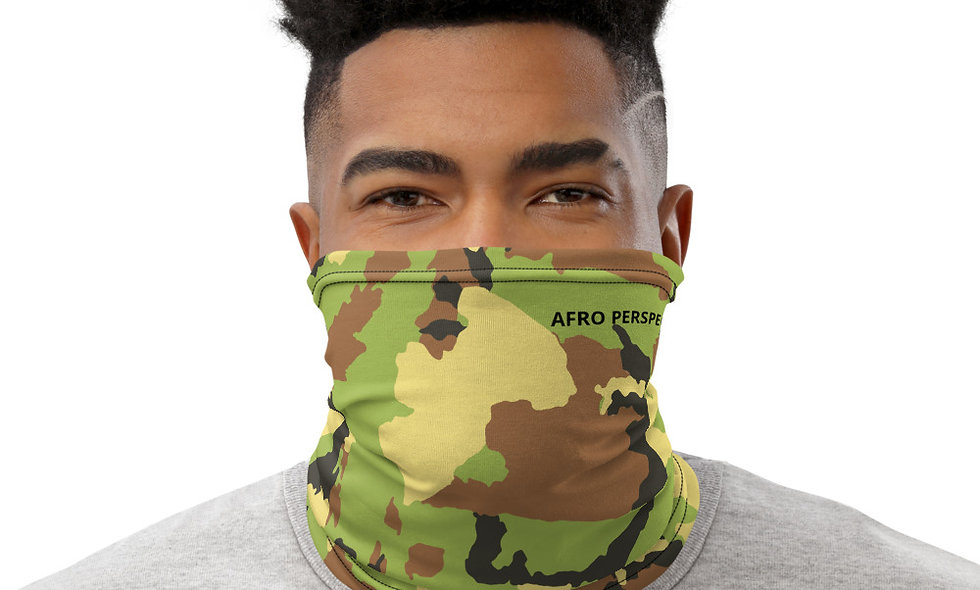 Afro Perspectives Mask Front