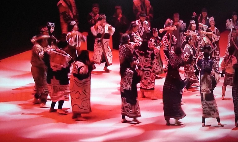 アイヌ伝統舞踊