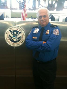 John Sanders TSA