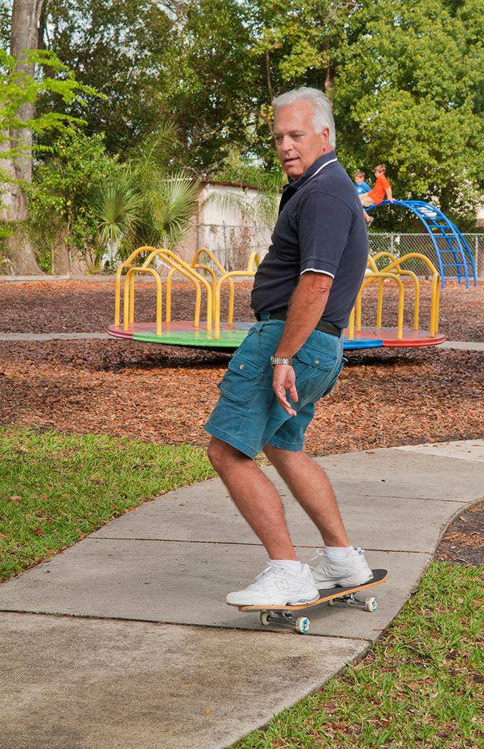 John Sanders Skateboarding