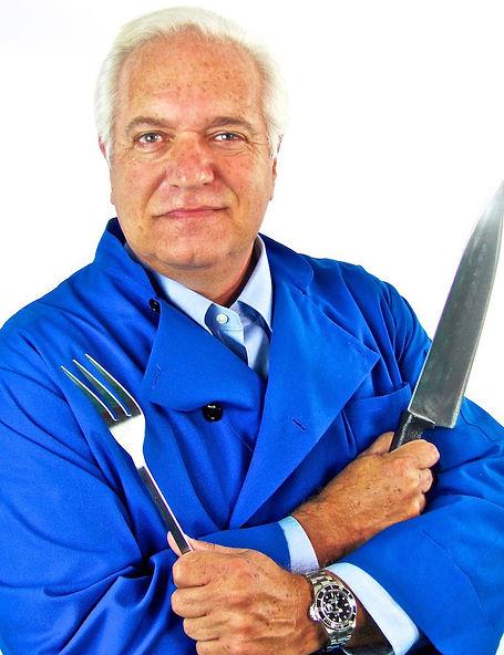 John Sanders The Casual Gourmet