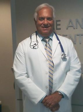 John Sanders Doctor