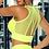 Thumbnail: Women's T-Shirt Workout Sports Bra