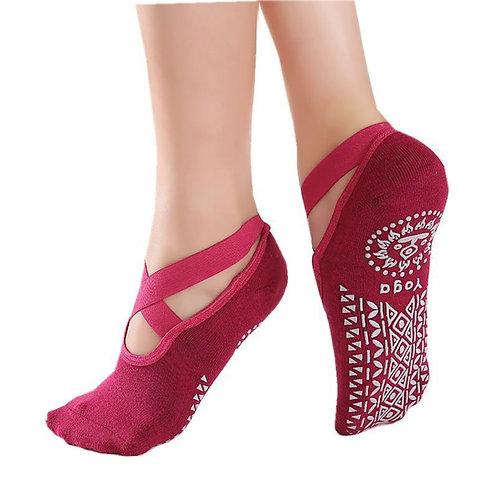 Women's Anti-slip Yoga Socks