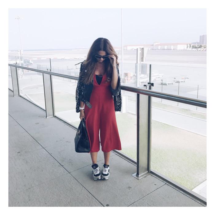 Airport Attire ✈️