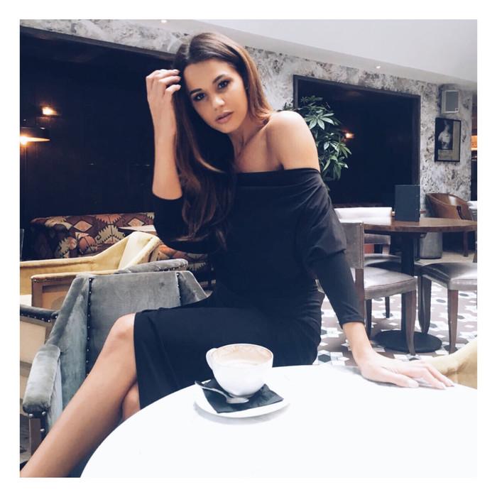 The Perfect Black Dress