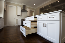 Brooklyn White Pullout Drawers
