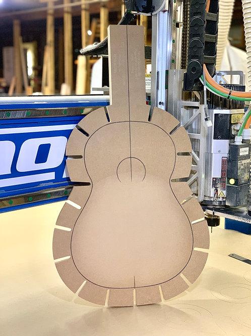 Classical Guitar Solera - Workboard
