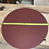 """Thumbnail: 24"""" Inch Sanding Disc for Guitar Radius Dish with Sticky Adhesive Back"""