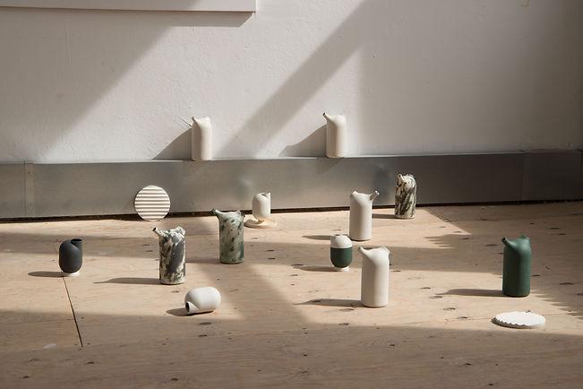slip cast ceramics