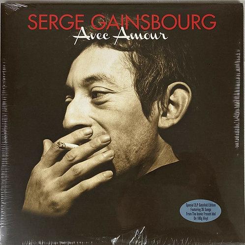 Serge Gainsbourg - Avec Amour - 2 X Vinyl LP