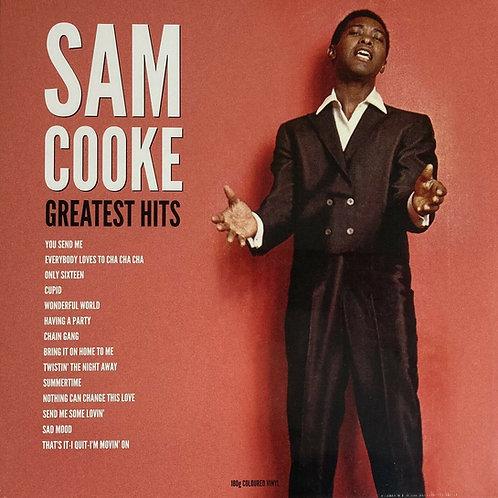 Sam Cooke - Greatest Hits - 180g Coloured Vinyl