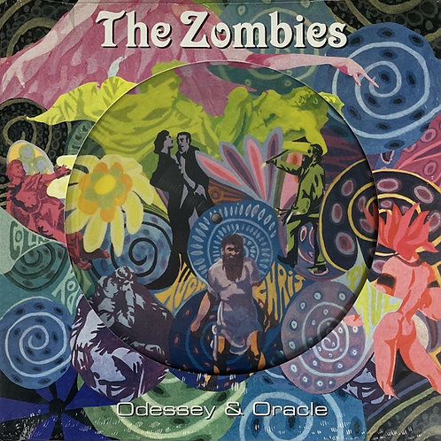 The Zombies - Odessey & Oracle - Vinyl LP