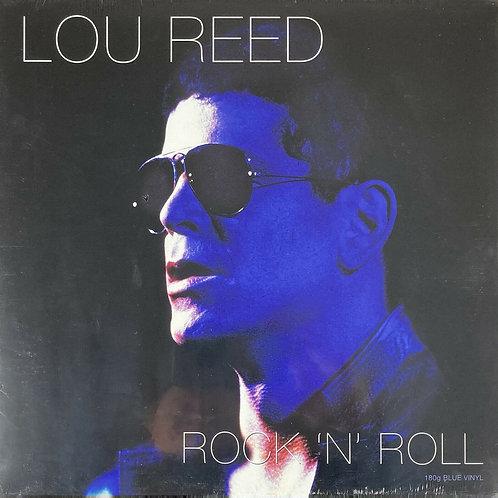 Lou Reed - Rock 'N' Roll - 180gm blue vinyl LP