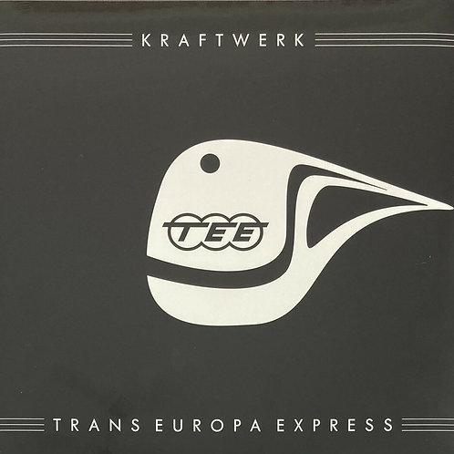 Kraftwerk - Trans Europa Express - Vinyl LP German Language