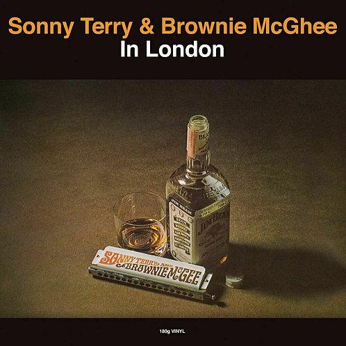 Sonny Terry & Brownie McGhee In London