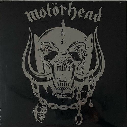 Motorhead - Self-Titled - White Vinyl LP