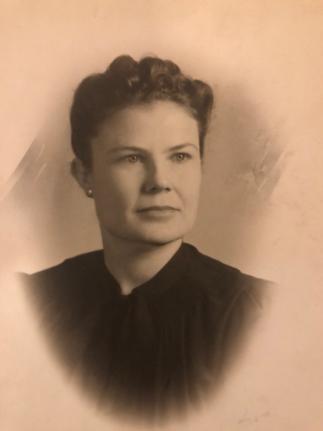 Rosa Riley Baxter