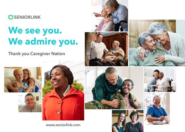 SeniorLink honors Caregiver Nation