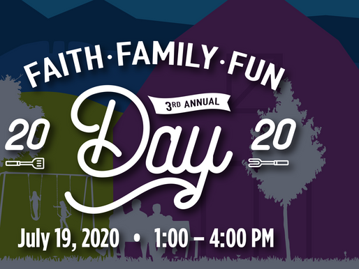 Come Celebrate with us on Sunday!